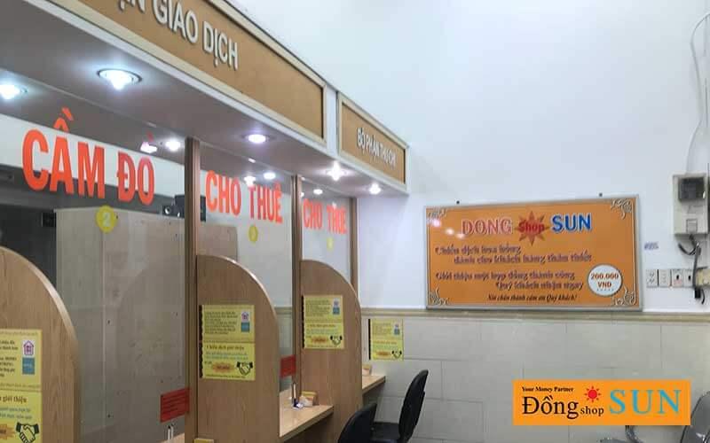 DONG SHOP SUN Hồ Chí Minh CHI NHÁNH NGUYỄN CƯ TRINH(QUẬN 1) - Bên trong cửa hàng