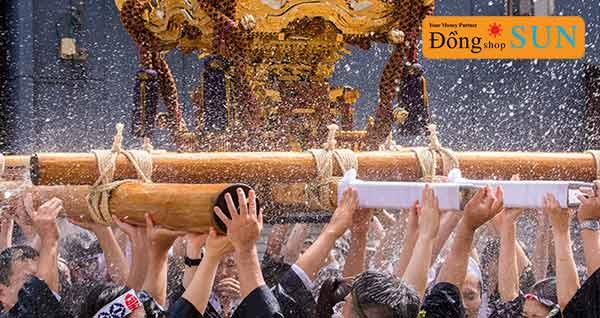 Những lễ hội Nhật Bản ngoài Kyoto