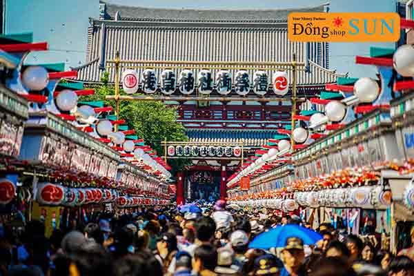 Những lễ hội Nhật Bản hấp dẫn