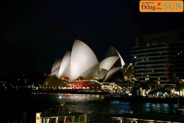 Top 8 địa điểm nổi tiếng ở Úc