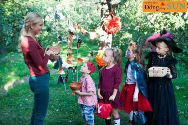 Các hoạt động diễn ra trong lễ hội Halloween