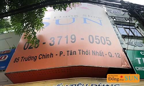 DONG SHOP SUN Hồ Chí Minh – CHI NHÁNH 85 TRƯỜNG CHINH (QUẬN 12)
