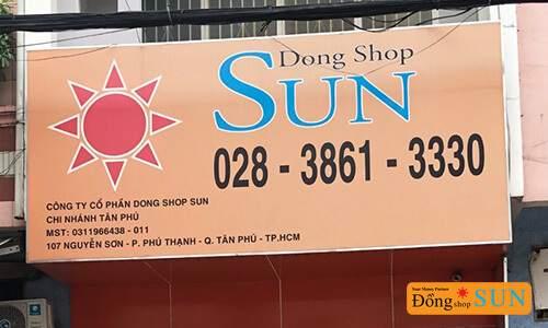 DONG SHOP SUN Hồ Chí Minh – CHI NHÁNH NGUYỄN SƠN (QUẬN TÂN PHÚ)