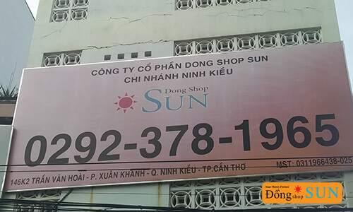 DONG SHOP SUN Cần Thơ - CHI NHÁNH TRẦN VĂN HOÀI