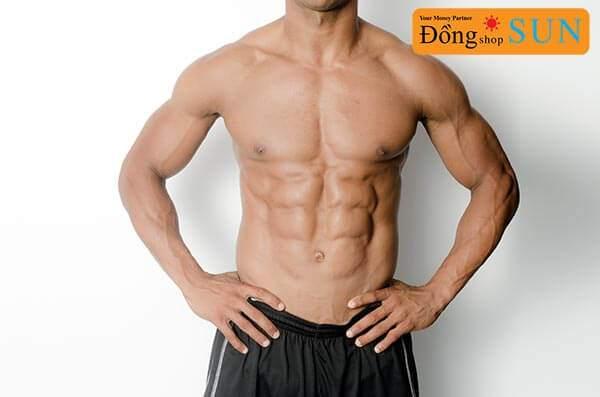 Cách phát triển cơ bắp cho tập gym cơ bản.