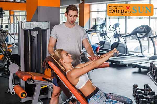 Điều cần thiết cho tập gym