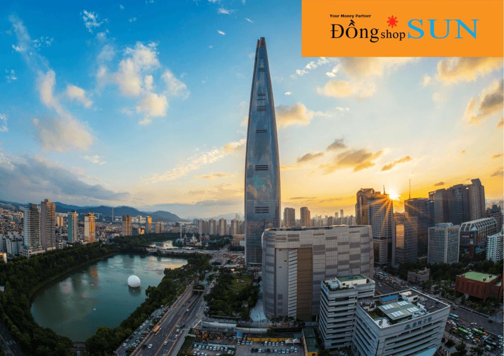 THỦ ĐÔ SEOUL – THÀNH PHỐ KHÔNG NGỦ
