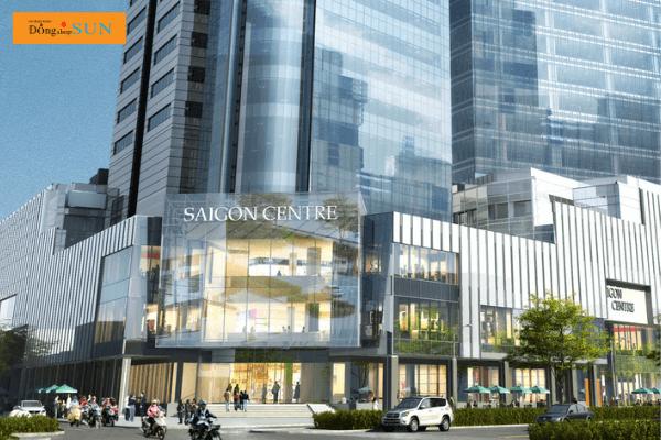 SaiGon Center - Nơi đáng đến trong lễ Giáng Sinh
