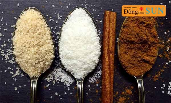 Hạn chế thực phẩm chứa nhiều đường