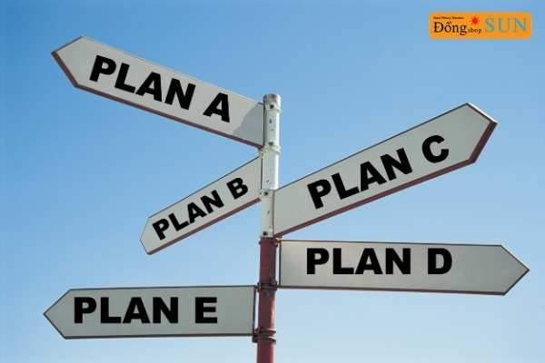 lập kế hoạch mục tiêu cho năm 2021