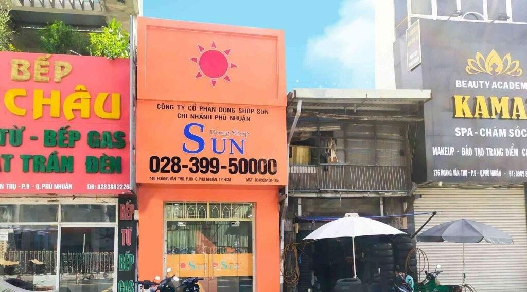 dong shop sun
